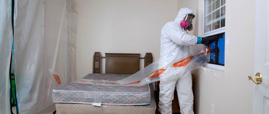 Arlington, FL biohazard cleaning